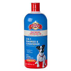 Grreat Choice® Oatmeal 2-in-1 Dog Shampoo & Conditioner
