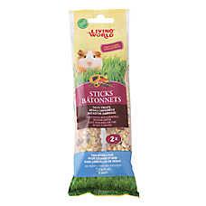 Living World® Sticks Guinea Pig Treats
