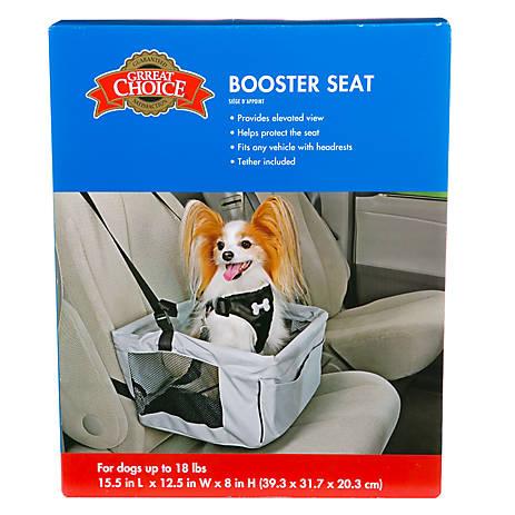 Grreat Choice 174 Booster Seat Dog Car Booster Seats Petsmart