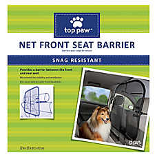 Top Paw® Front Seat Net Barrier