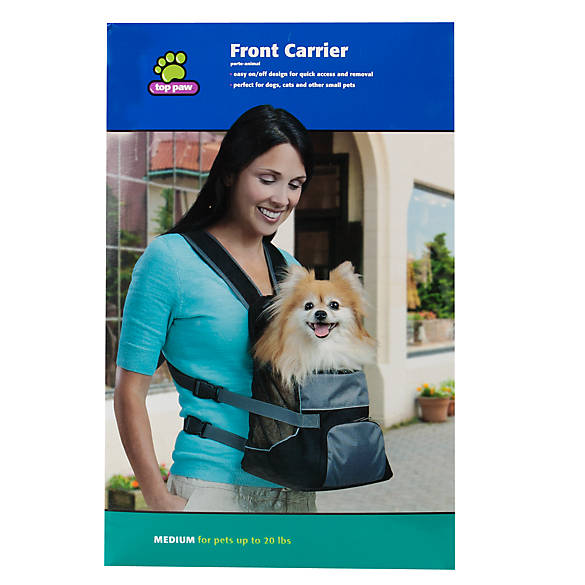 Top Paw 174 Front Carrier Pet Carrier Dog Carriers Amp Crates