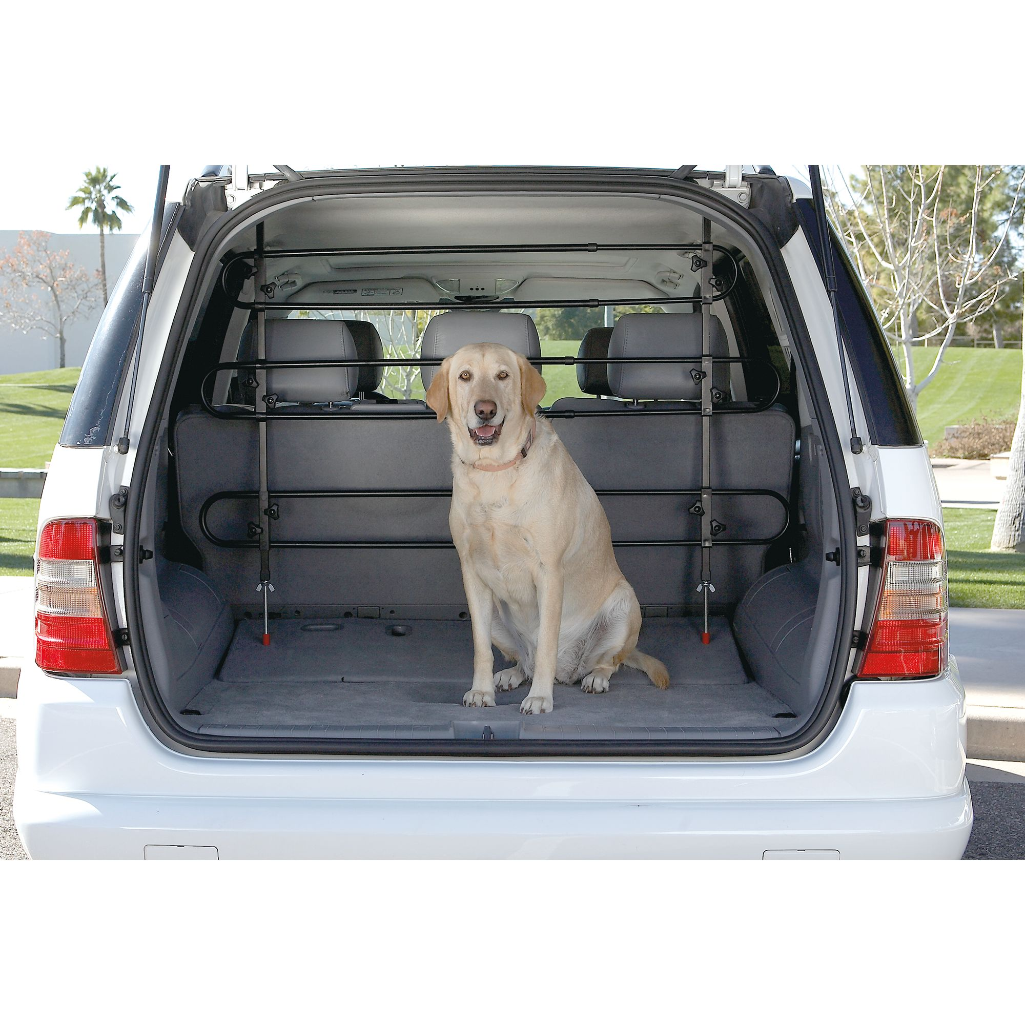 Top Paw Universal Vehicle Pet Barrier