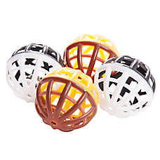Grreat Choice® Safari Balls Value Pack Cat Toy