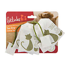 Petlinks® Tea Zing Tea Bag Cat Toys - 3 Pack