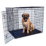 Grreat Choice® Double Door Wire Dog Crate