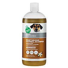 GNC Pets® Vitamin Enriched Moisturizing Oatmeal Dog Shampoo