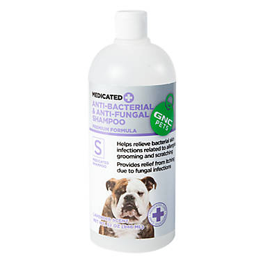 GNC Pets® Medicated Anti-Bacterial & Anti-Fungal Dog Shampoo - Lavender