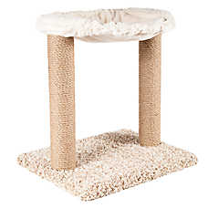 Whisker City® Hammock and Sisal Cat Scratcher