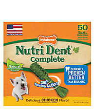 Nylabone NutriDent Complete Small Dental Dog Chews