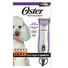 Oster PowerMax Super Duty Clipper Kit
