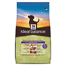 Hill's® Ideal Balance™ Mature Adult Dog Food