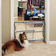 Grreat Choice® Portable Pet Gate