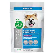 GNC Pets® Ultra Mega Skin & Coat Essentials Mini Dog Bone
