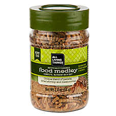 All Living Things® Hermit Crab Medley Food