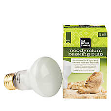 All Living Things® Reptile Neodymium Basking Bulb