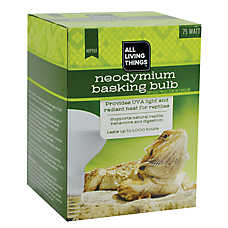 All Living Things® Reptile Neodymium Basking Bulb