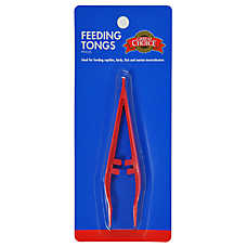 Grreat Choice® Pet Feeding Tongs
