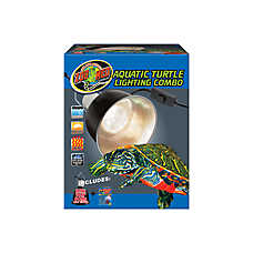 Zoo Med™ Aquatic Turtle Lighting Combo