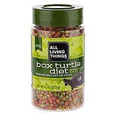 All Living Things® Box Turtle Diet Food