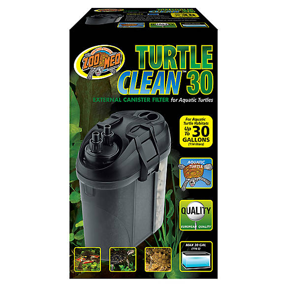 Zoo Med™Turtle Clean 511 External Canister Filter ...