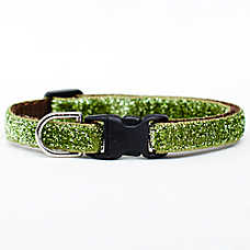 "Sweet Pickles ""The Entertainer"" Breakaway Cat Collar"