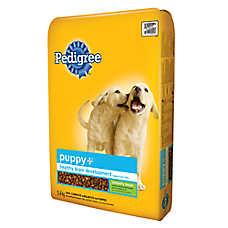 PEDIGREE® puppy+ brain development Puppy Food