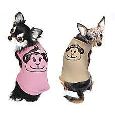 Hip Doggie Monkey Sweater Vest