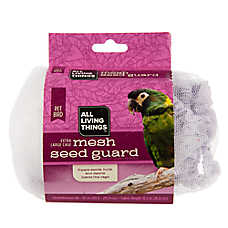 All Living Things® Bird Cage Mesh Seed Guard