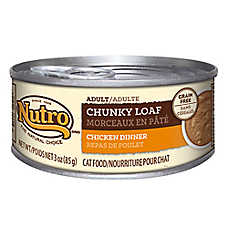 NUTRO® NATURAL CHOICE® Chunky Loaf Adult Food