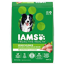 Iams® ProActive Health MiniChunks Adult Dog Food