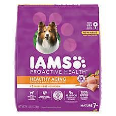 Iams® ProActive Health® Mature Adult Dog Food