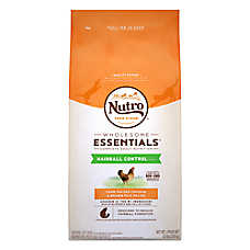 NUTRO® NATURAL CHOICE® Hairball Control Adult Cat Food
