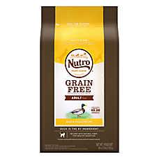 NUTRO® NATURAL CHOICE® Grain Free Adult Cat Food
