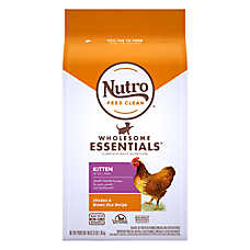 NUTRO® NATURAL CHOICE® Wholesome Essentials Kitten Food