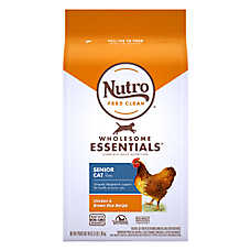 NUTRO® NATURAL CHOICE® Indoor Senior Cat Food