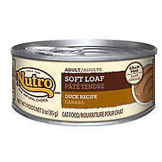 NUTRO® NATURAL CHOICE® Soft Loaf Adult Cat Food