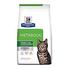 Hill's® Prescription Diet® Metabolic Weight Management Cat Food - Chicken
