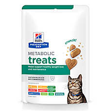 Hill's® Prescription Diet® Advanced Weight Solution Adult Cat Treats