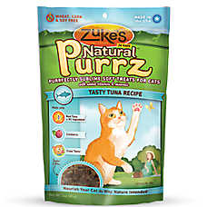 Zuke's Natural Purrz Soft Cat Treat