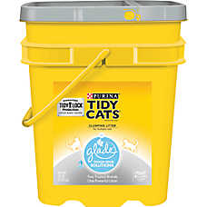 Purina® TIDY CATS® With Glade™ Tough Odor Solutions Cat Litter - Clumping, Multi Cat