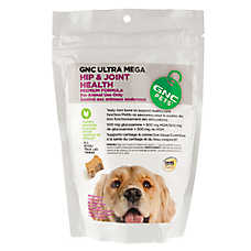 GNC Pets® Ultra Mega Hip & Joint Health Dog Supplement