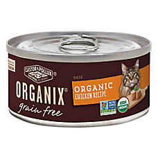 ORGANIX® Pate Adult Cat Food