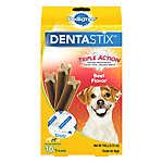 PEDIGREE® Dentastix Small/Medium Dog Sticks