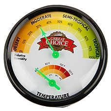 Grreat Choice® Analog Thermometer & Hygrometer