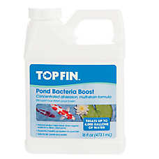 Top Fin® Bacteria Boost Pond Water Conditioner