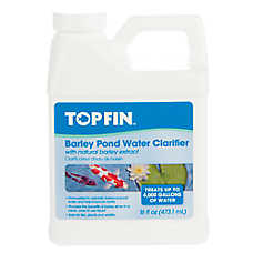 Top Fin® Barley Water Clarifier Pond Water Conditioner
