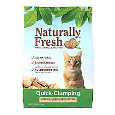 Naturally Fresh® Quick-Clumping Cat Litter - Natural