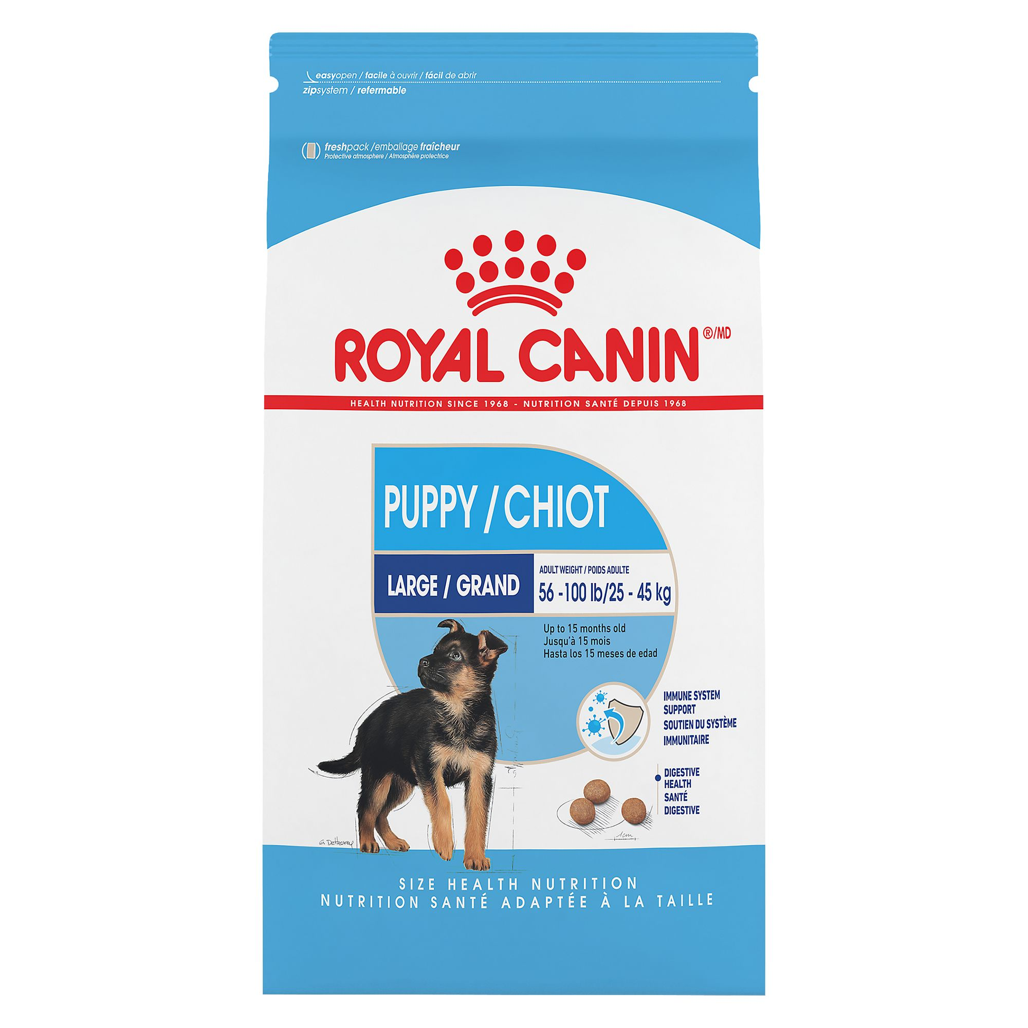 Royal Canin Size Health Nutrition Trade Large Puppy Food Dog Dry Food Petsmart
