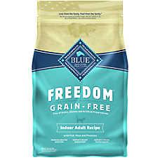 BLUE Freedom® Grain Free Fish Indoor Cat Food