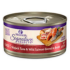Wellness® Signature Selects Cat Food - Natural, Grain Free